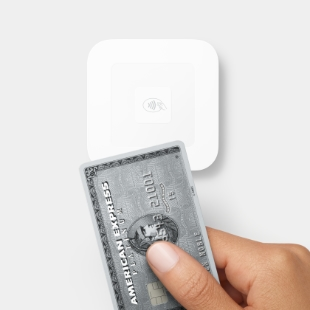 Square Reader tap-and-pay