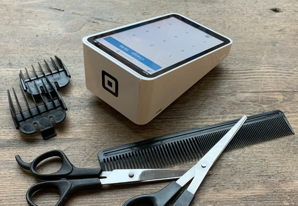 Square Terminal hairdressing