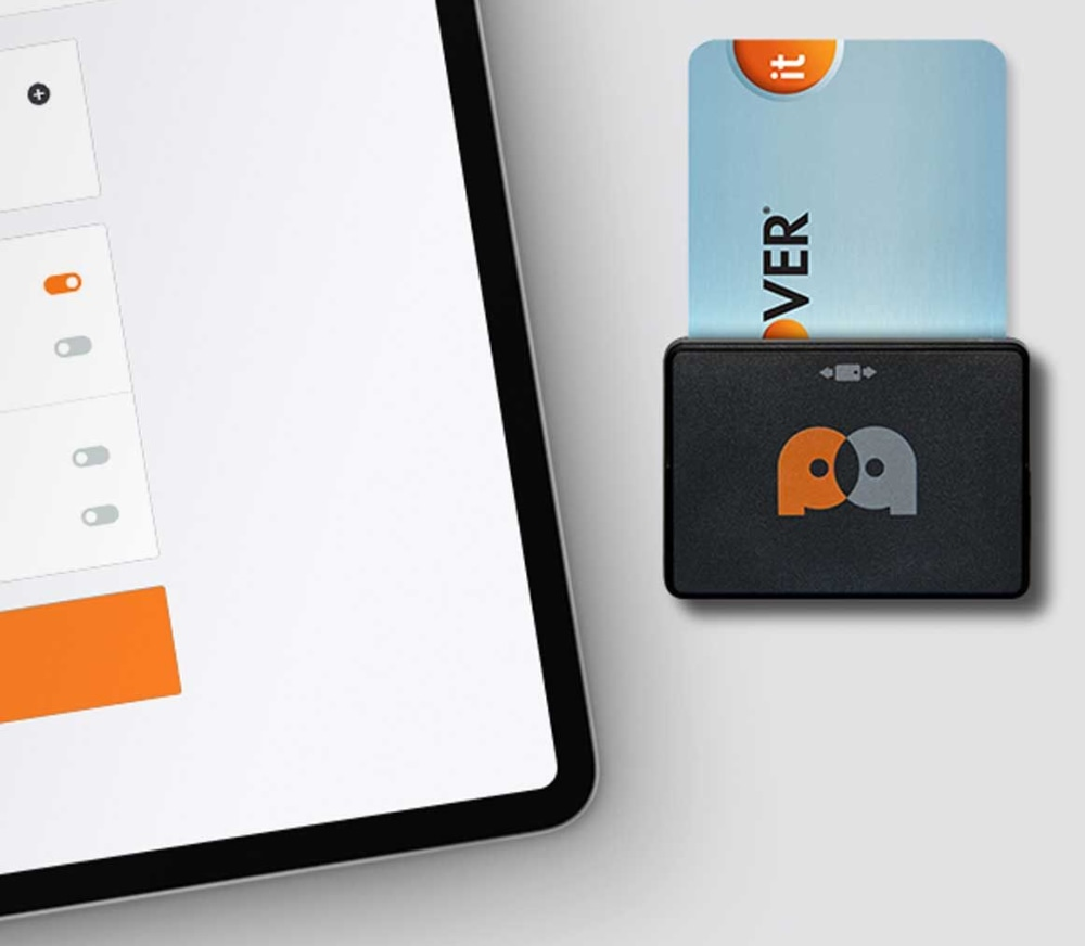Payanywhere 2-in-1 card reader