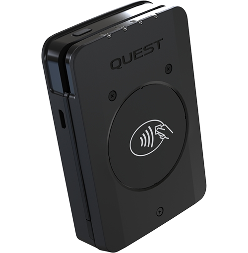 Quest Pocket Pay contactless reader