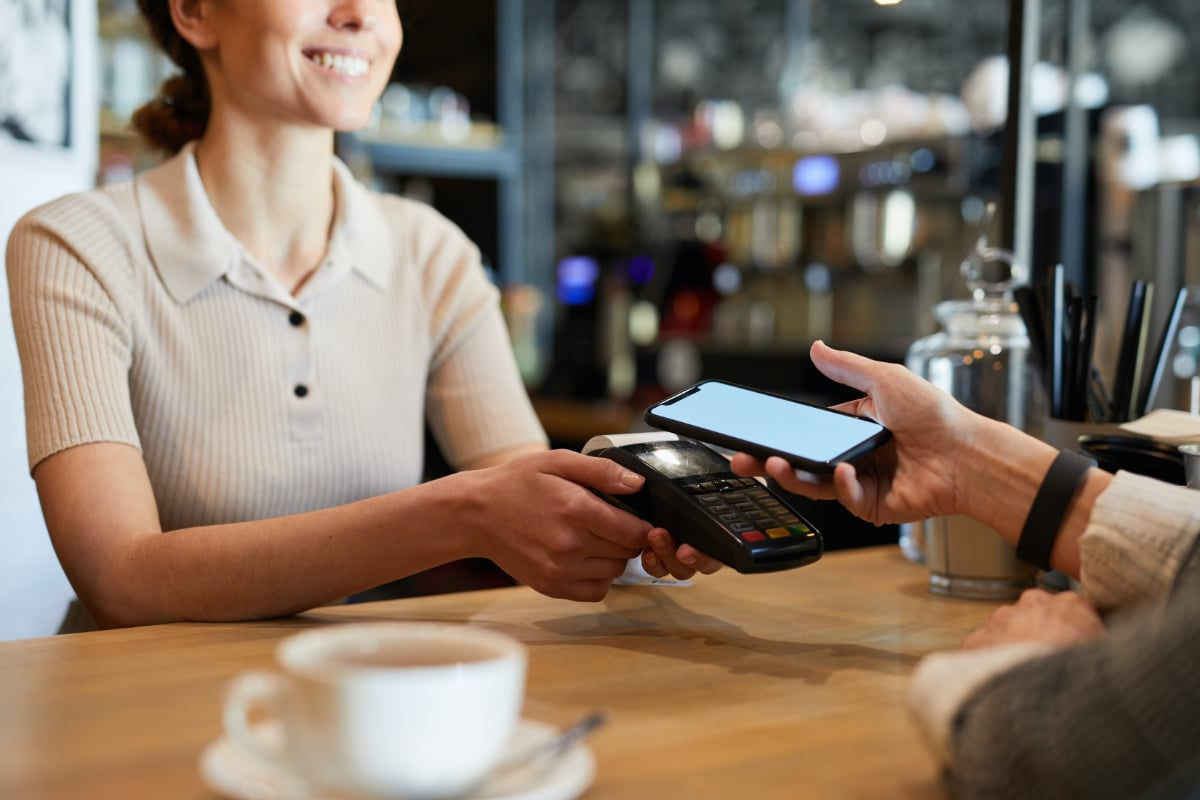 contactless phone payment