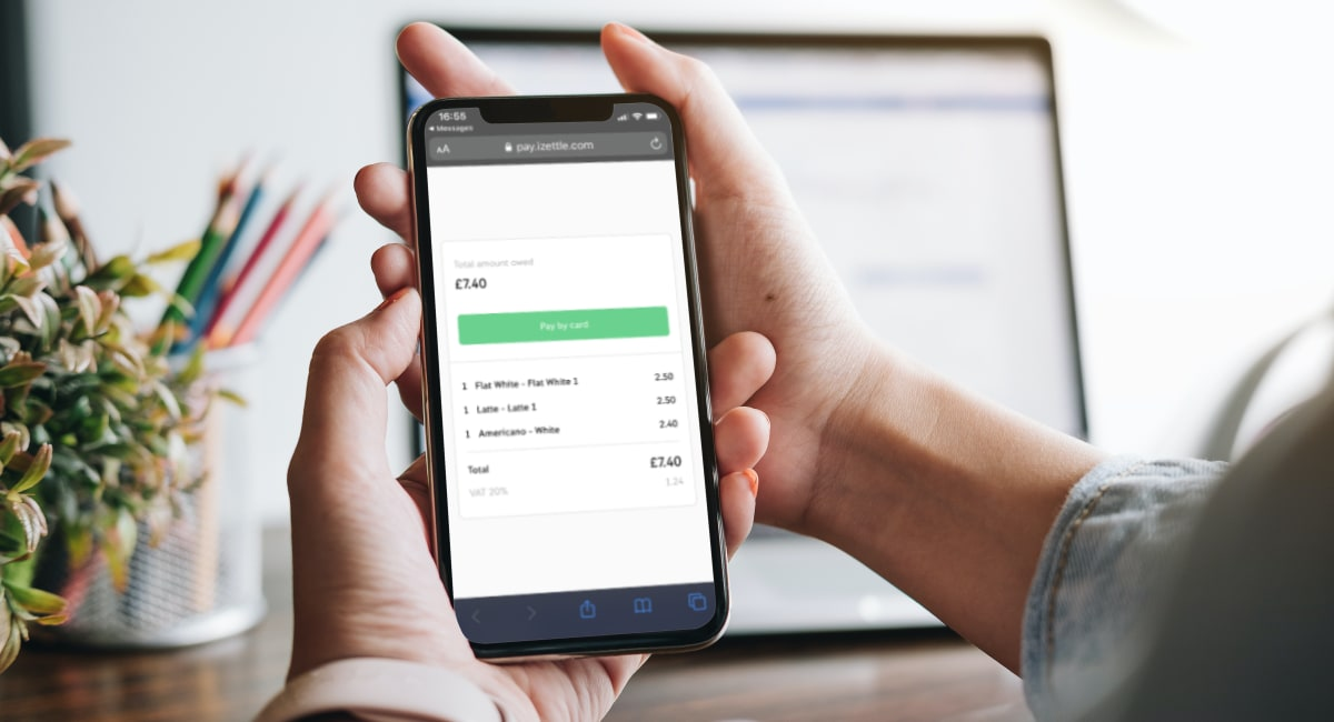 iZettle Payment Link review