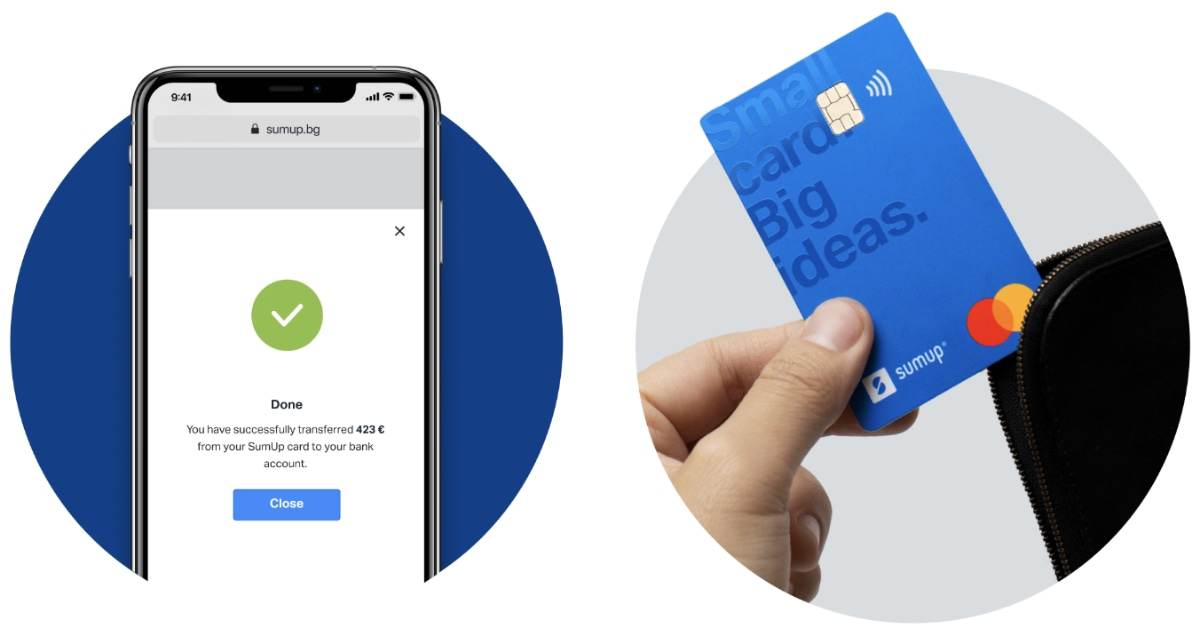 SumUp Card and app