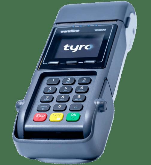 Tyro mobile EFTPOS terminal