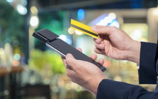 credit card reader app for iPhone