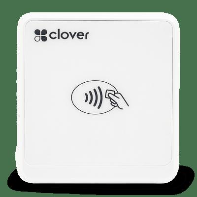 Clover credit card reader