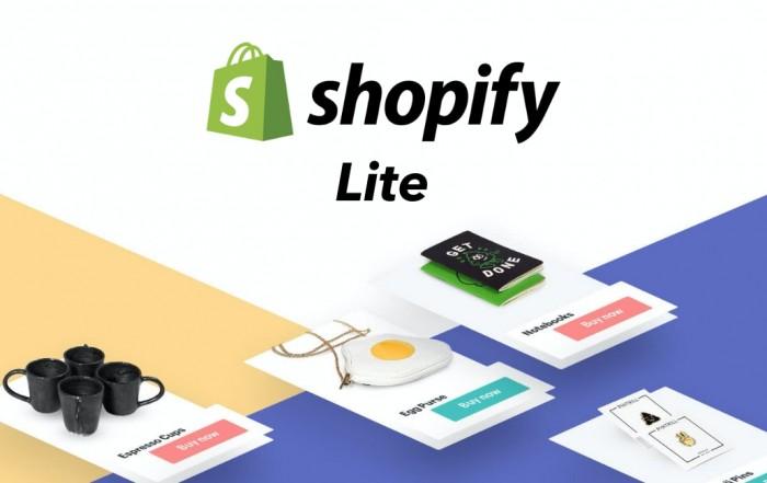 Shopify Lite review UK
