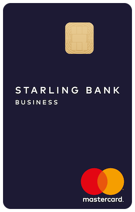 Starling Bank Business card