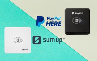 PayPal Here vs SumUp