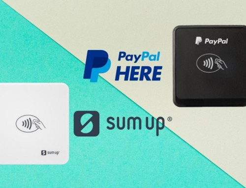 PayPal Here vs. SumUp: card readers with or without online payments