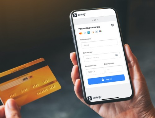 SumUp Mobile Payments review: easy payment links from app