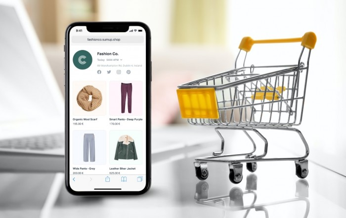 SumUp Online Store Starter review