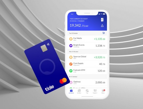 Tide business account review: flashy e-money account with limitations