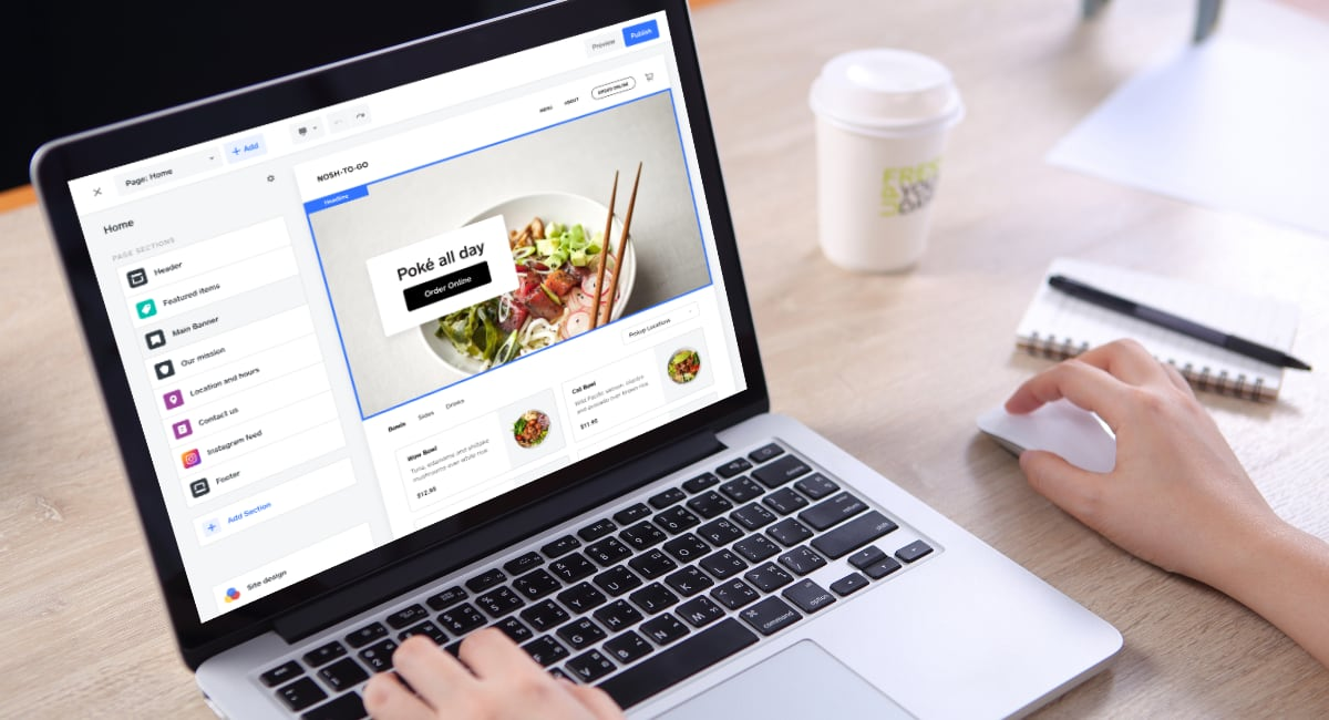 Square Online Store Australia review