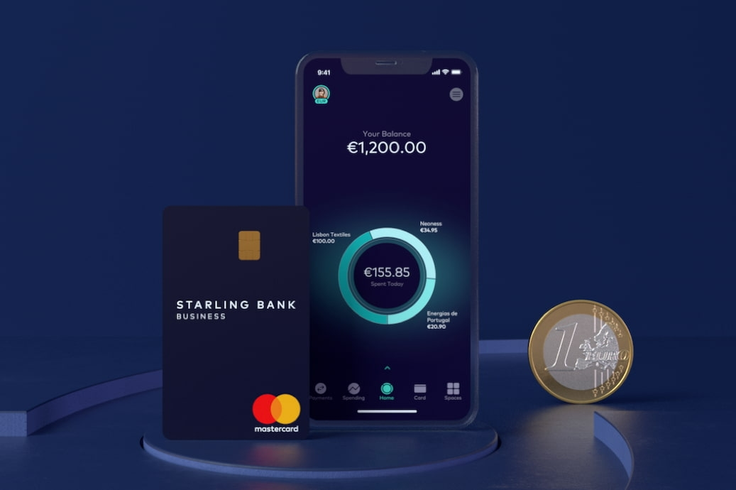 Starling Business Euro account