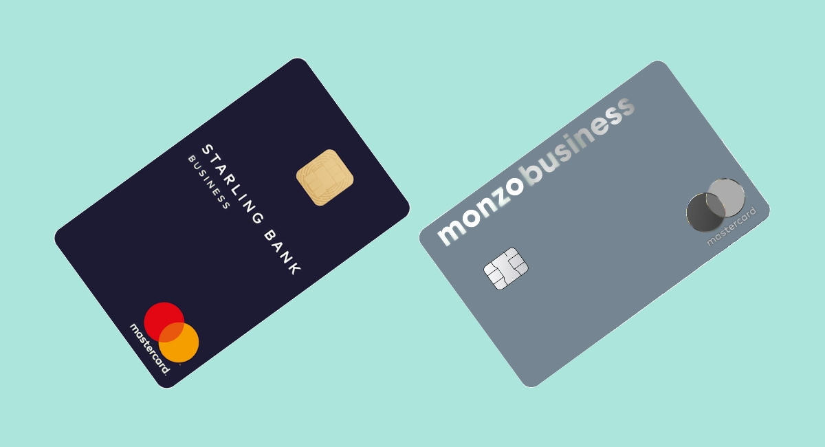 Starling vs Monzo business account