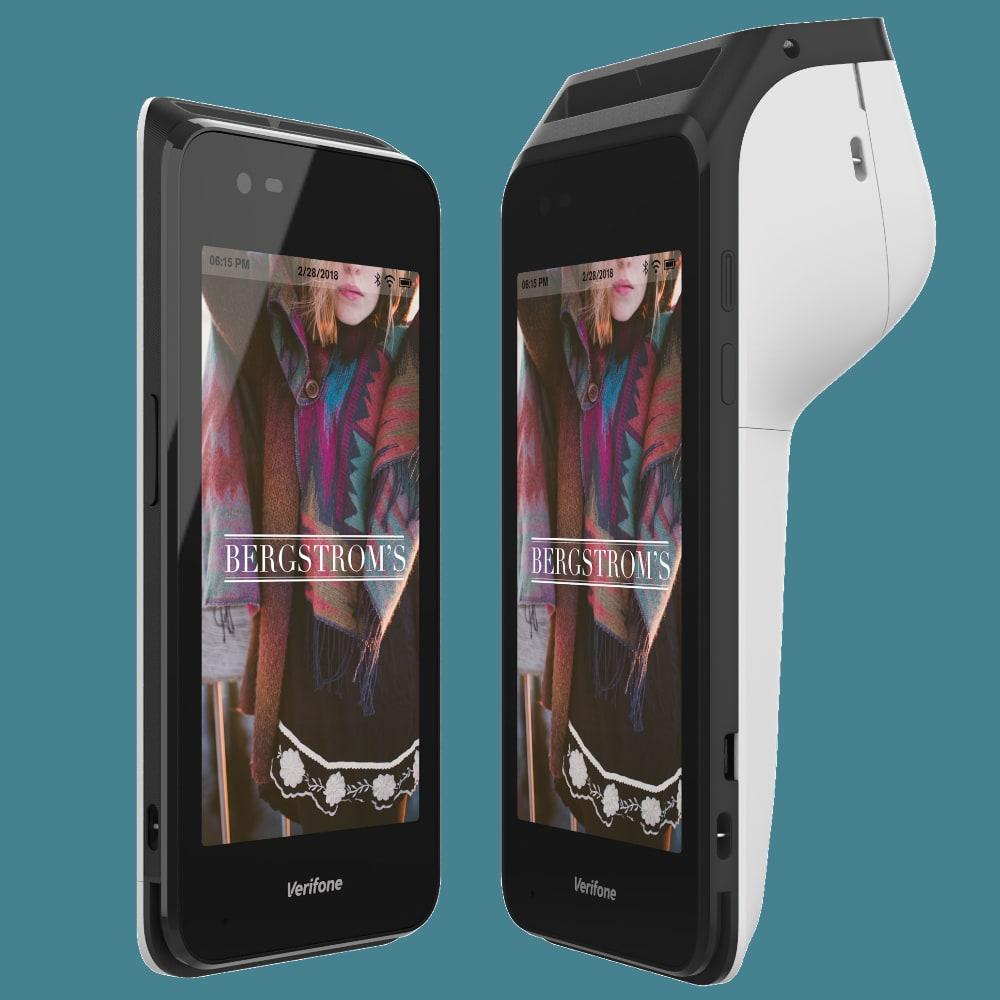 Verifone Carbon Mobile 5 terminal