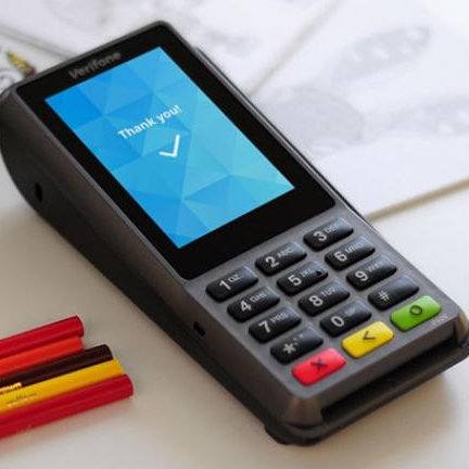 Verifone P400 card machine