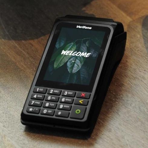 Verifone V240m card terminal