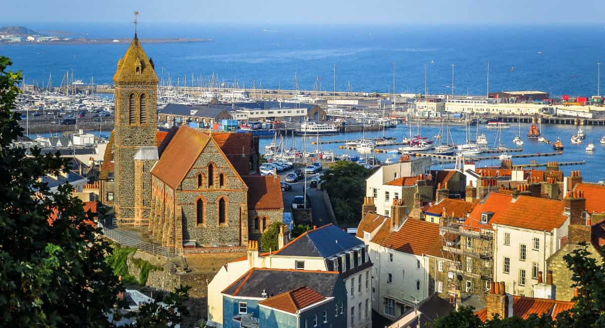 Payment solutions in Channel Islands, Isle of Man and British Territories