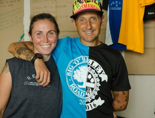 ReRun Clothing: tackling throw-away culture in the running community