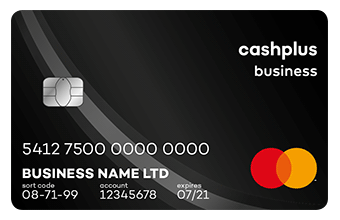 Cashplus Business card