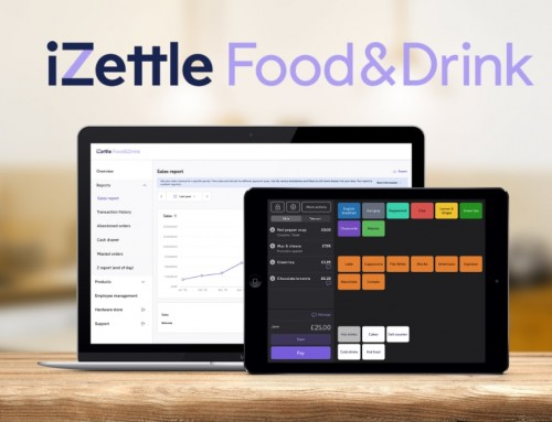 iZettle Food and Drink review: simple POS system for small eateries