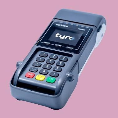 Tyro EFTPOS mobile terminal