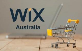 Wix Australia ecommerce review