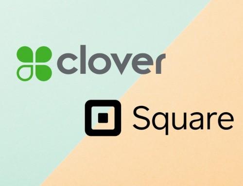 Clover vs. Square: flexible, user-friendly but very different arrangements