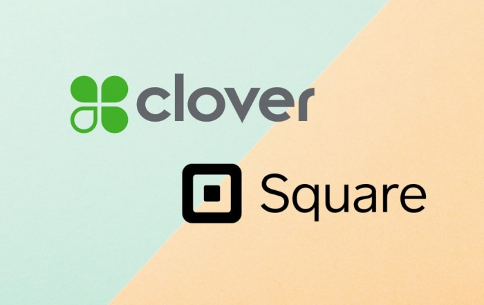 Clover vs Square
