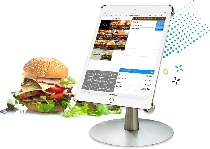 TouchBistro POS system for food trucks