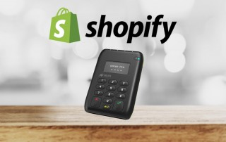 Shopify card reader UK