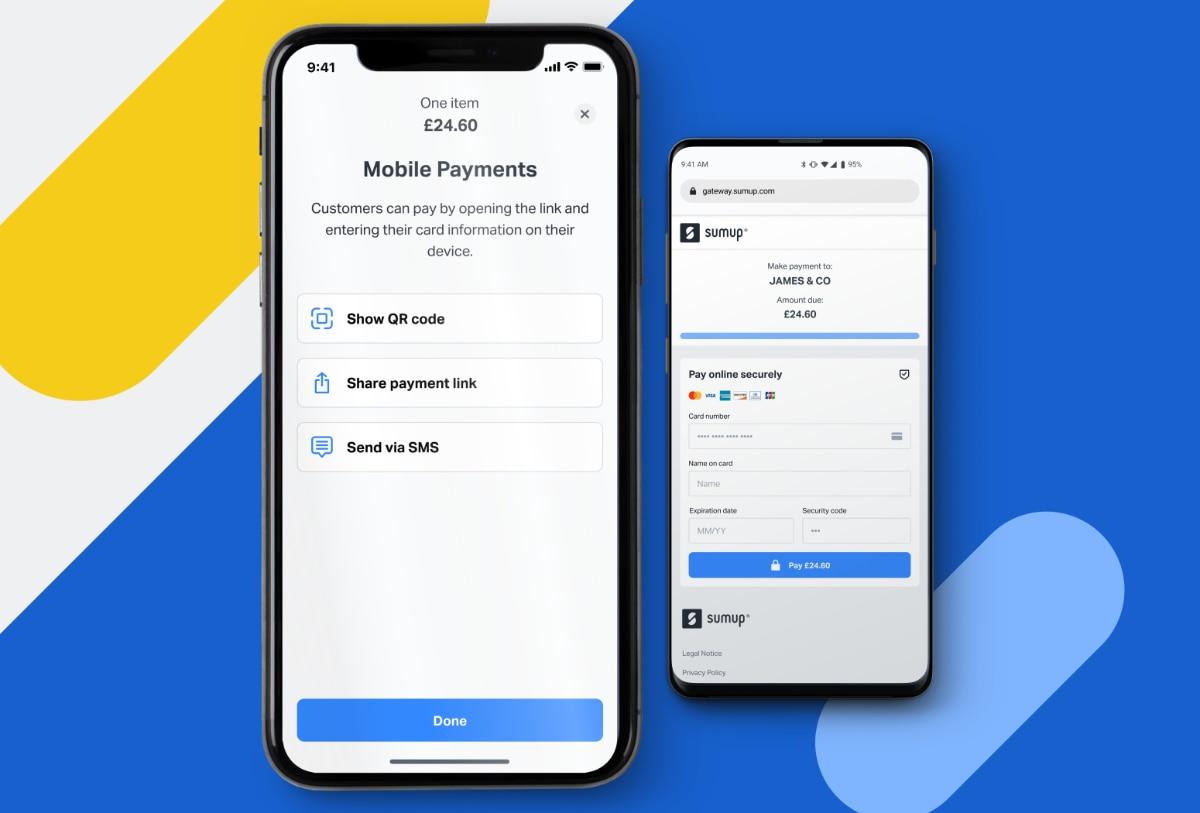 SumUp Payment Links