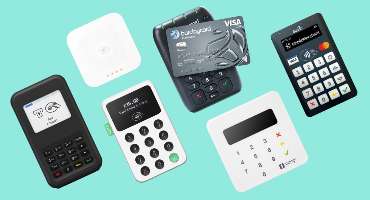 Mobile card readers