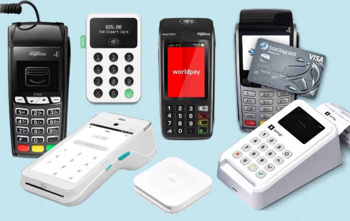 card machine for business