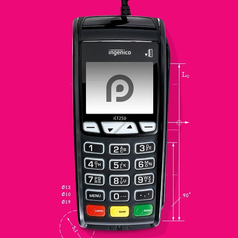 Ingenico iCT250 Paymentsense