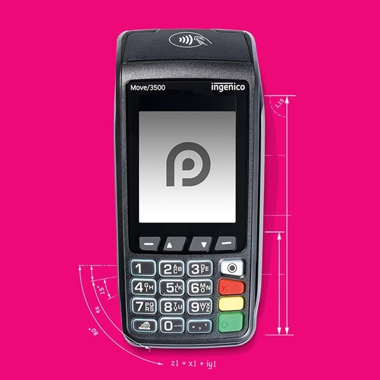 Ingenico Move/3500 Paymentsense