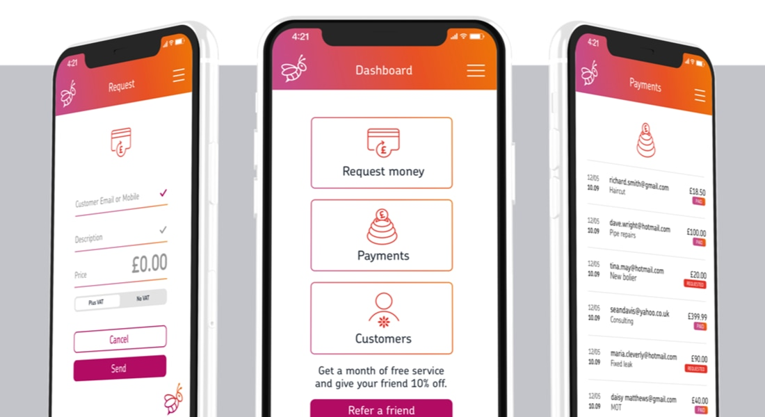 Order and Beepaid app