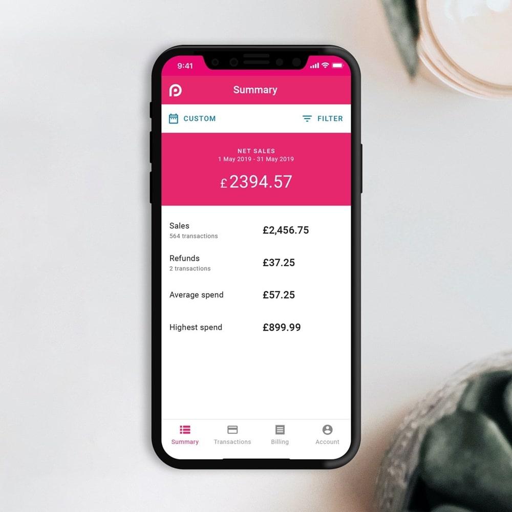 Paymentsense app