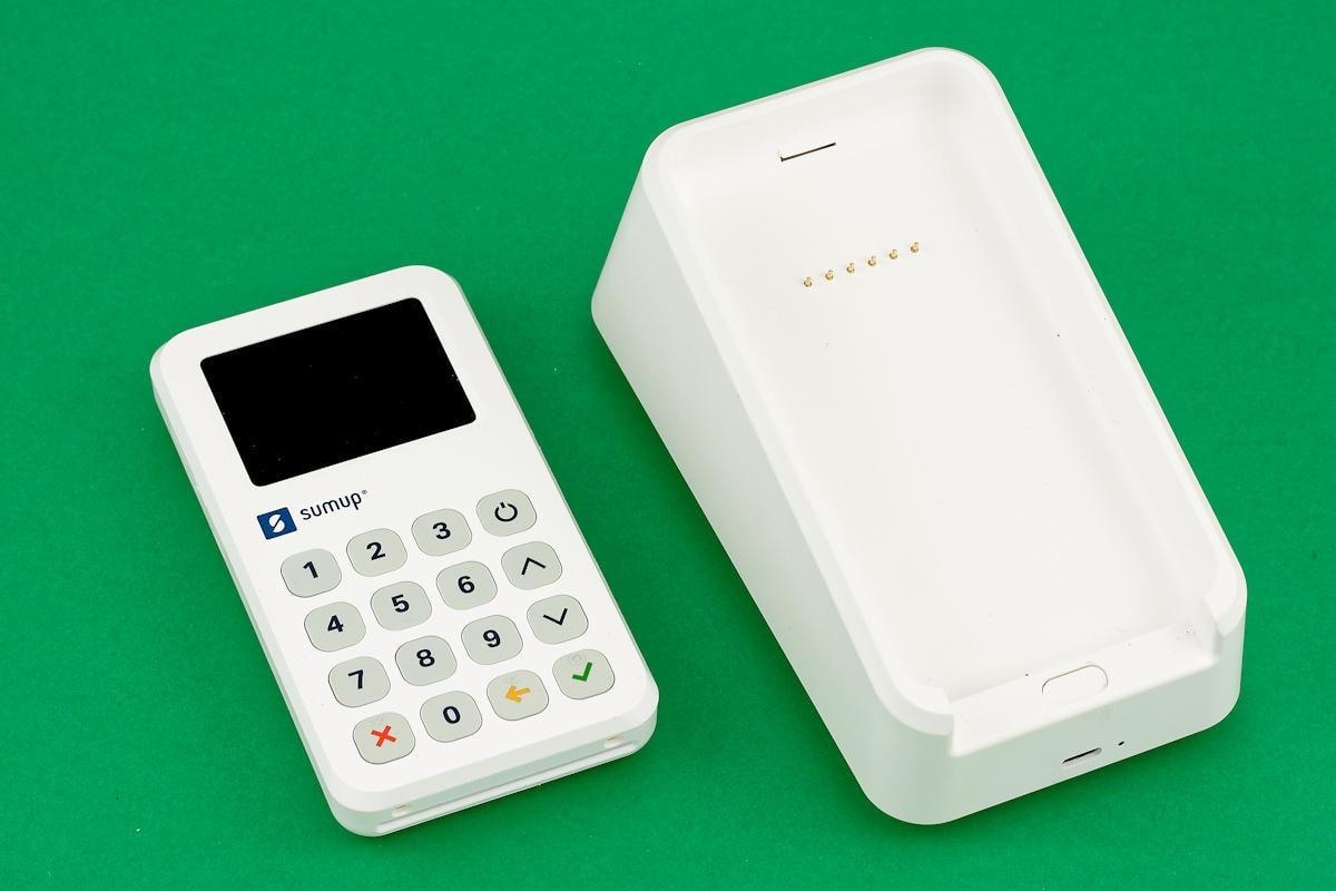 SumUp 3G card machine