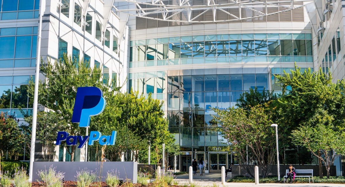 PayPal headquarters