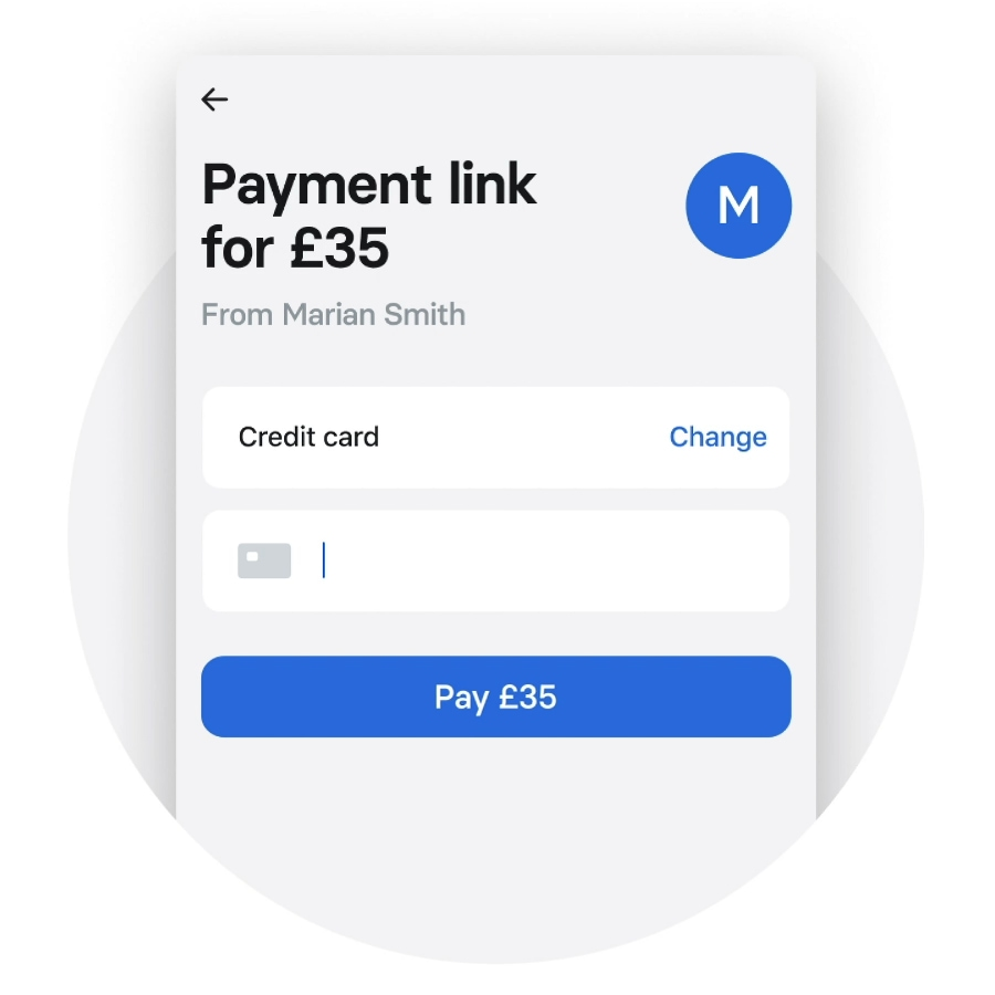 Revolut Business payment link