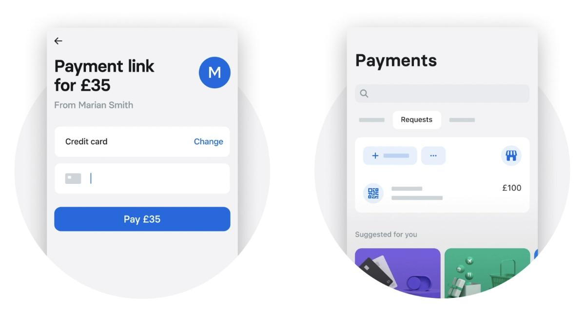 Revolut payment link