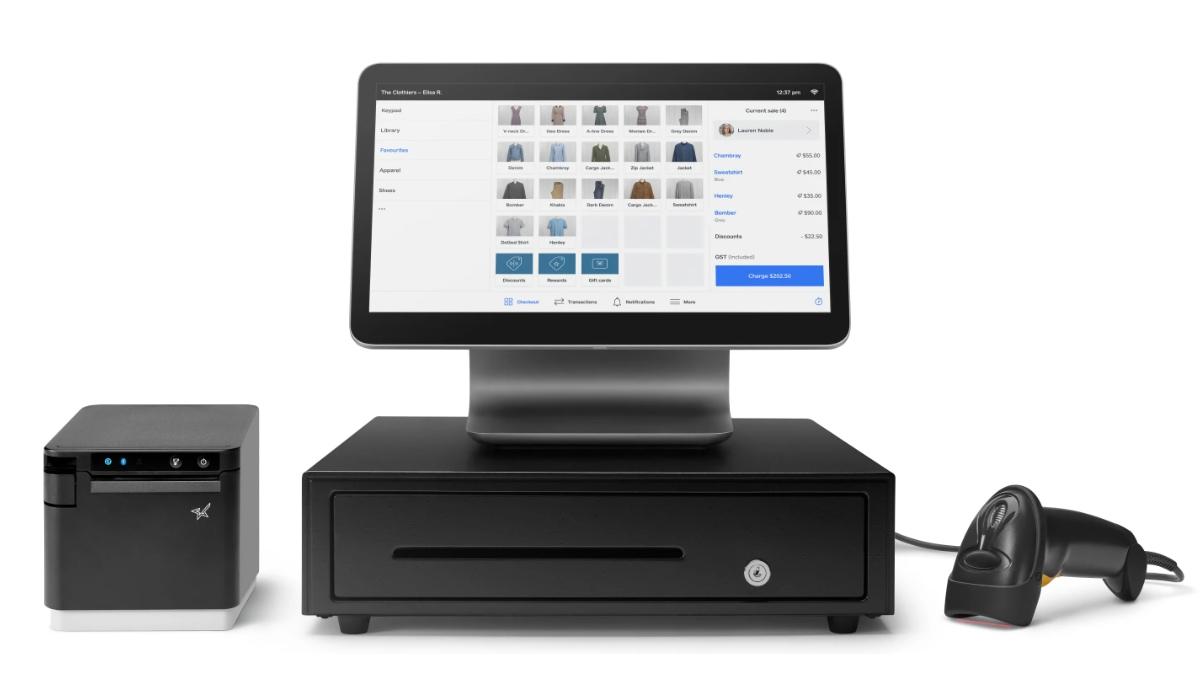 Square Register kit