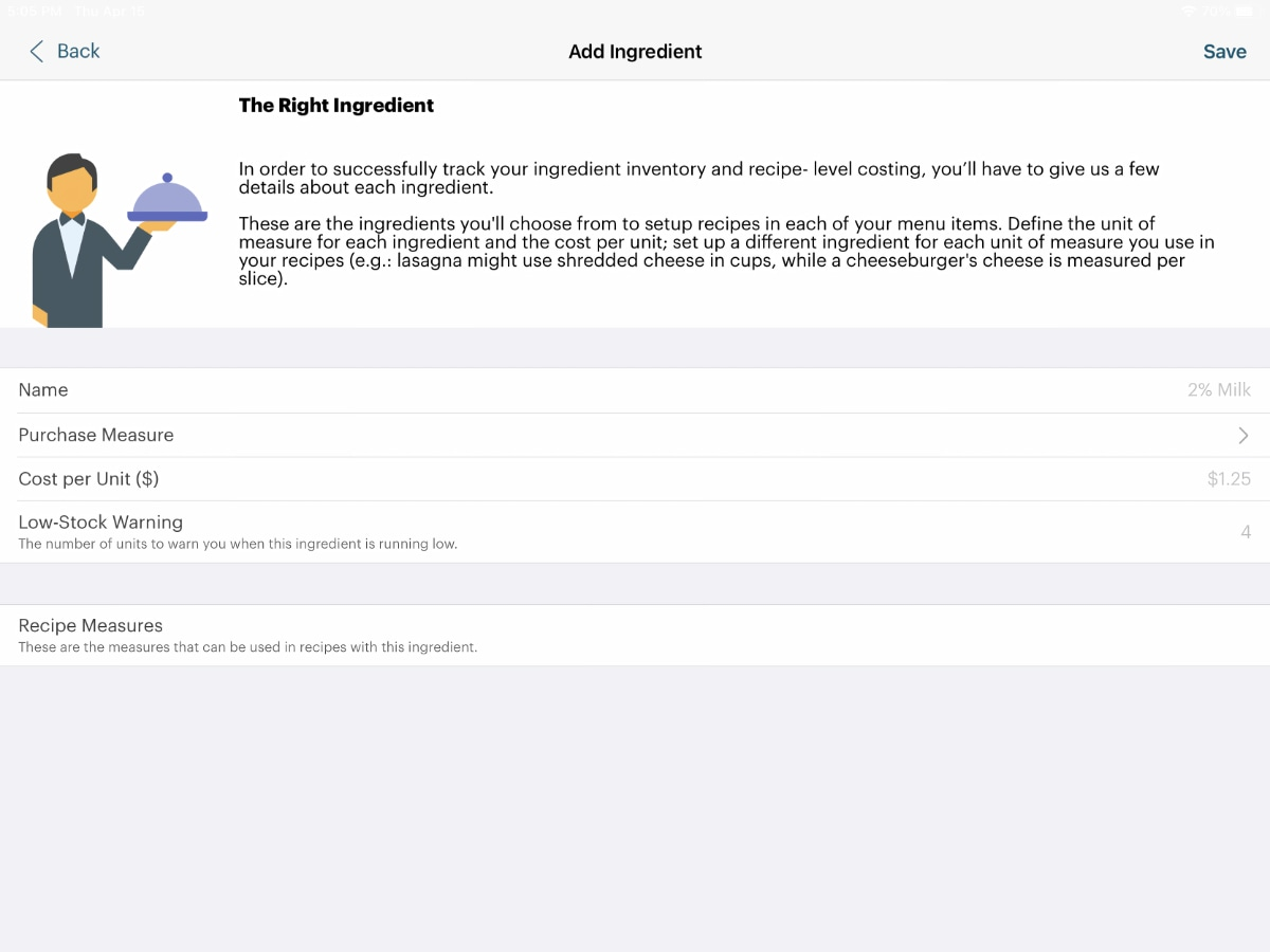 TouchBistro app explainer