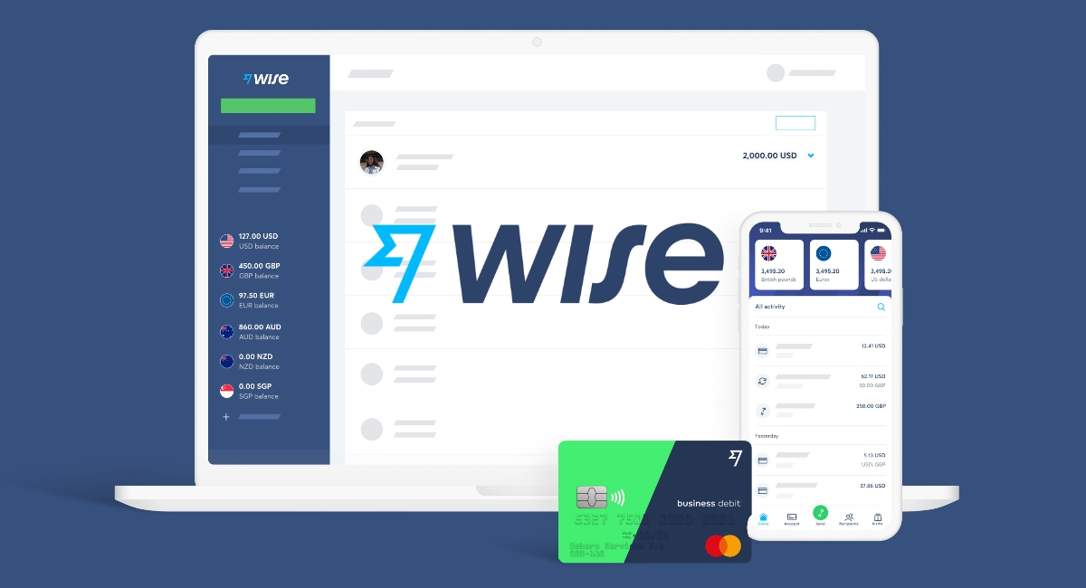 Wise Business account review