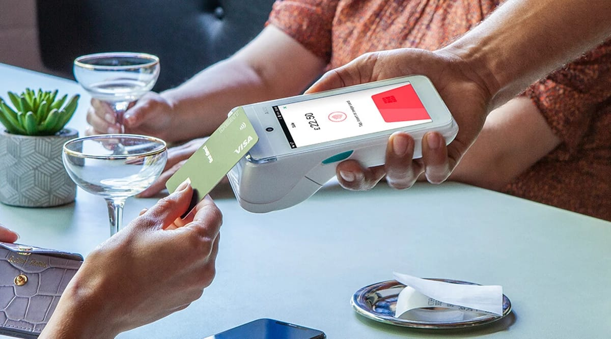 Dojo card terminal