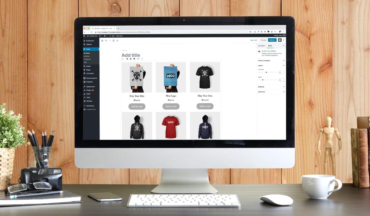 WooCommerce WordPress software