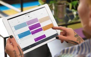 Square Appointments on iPad